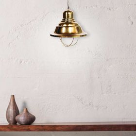 Patina Dome Ceiling Lamp