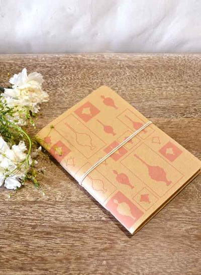 The Mindful Notebooks from Sanganer