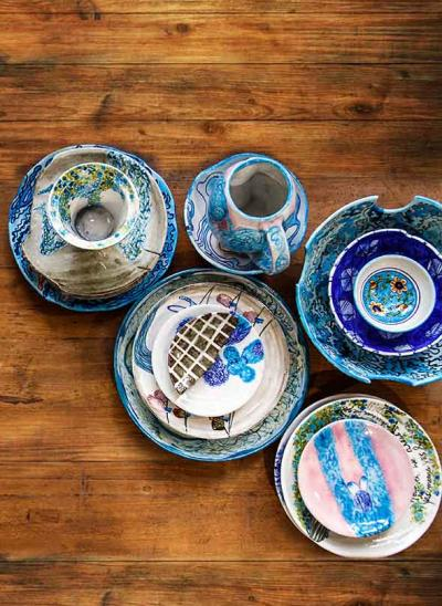 Mystery Behind the History of Blue Pottery in Jaipur