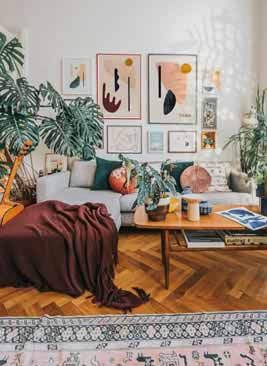 Style your interiors the Tropical way!!